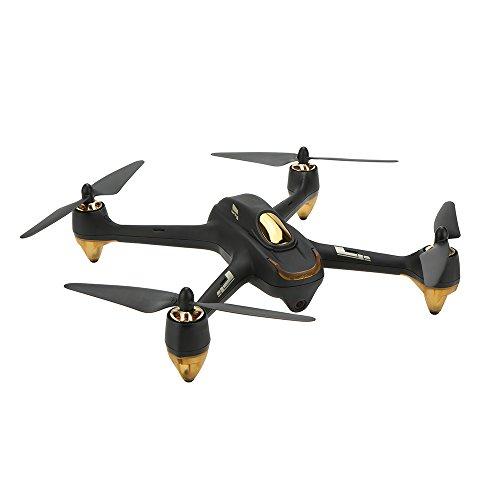 Goolsky Hubsan H501S X 4 5,8 G FPV 1080p HD fotocamera RC Quadcopter con GPS Seguimi CF modalità...