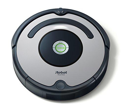 iRobot Roomba 615 Robot Aspirapolvere, Sistema di Pulizia ad Alte Prestazioni, Adatto a Pavimenti e...