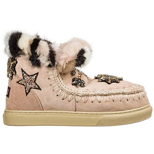 Mou Eskimo - Sneaker da Donna, Colore Rosa, Rosa (Rosa), 39 EU