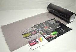 Film Teinté Voiture VORCOOL Film Teinté Phare Feux Anti-brouillard Noir Clair 30×120CM Acheter en ligne