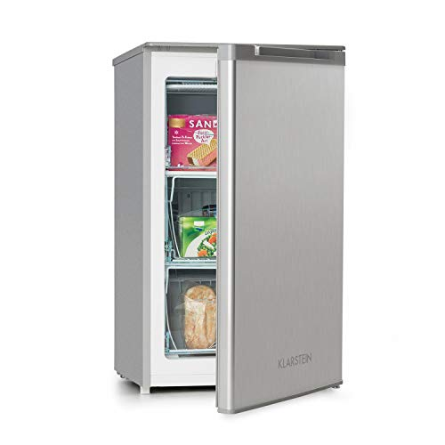 KLARSTEIN Garfield XL - Congelatore, Capacità 75 L, Classe Efficienza Energetica A +, Cassetti con...