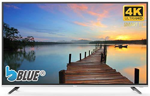 Blue Smart TV 43' 4K Ultra HD 43BU800 Wi-Fi Nero