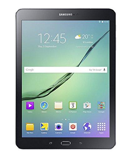 """Samsung Galaxy Tab S2 - Tablet de 9.7"""" 2K (WiFi, Procesador Octa-Core Exynos, 3 GB de RAM, 32 GB de Almacenamiento, Android 6.0); Negro"""