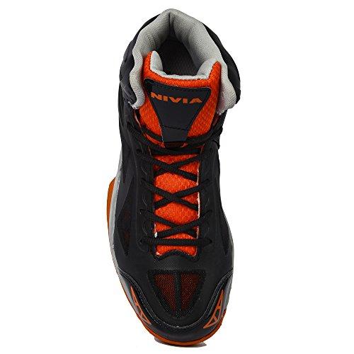 Nivia Typhoon Basketball Shoes 7