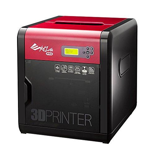 XYZprinting Stampante 3D da Vinci 1.0 Pro, Filamento Aperto, Dispositivo di Incisione Laser...