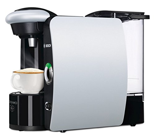 tassimo fidelia by drinks bosch t40 hot machine silver gourmet coffee cafe. Black Bedroom Furniture Sets. Home Design Ideas
