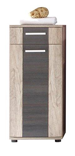 trendteam smart living Mobili, Legno, Marrone, 40 x 90 x 32 cm