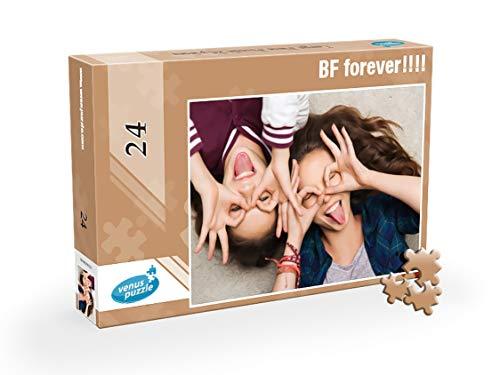 Foto Puzzle Personalizzati, Foto Puzzle da 24 Pezzi, Puzzle Personalizzato con la Tua Foto...