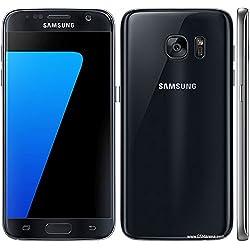 Samsung Galaxy S7 SM-G930F, 32GB 4G - Smartphone (SIM única, Android, NanoSIM, GSM, HSPA+, LTE), Negro