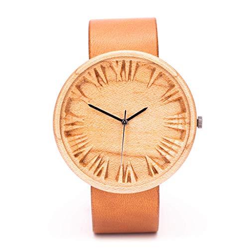 Ovi Watch - Orologio da Polso per Donna - Regalo Naturale Fatto a Mano