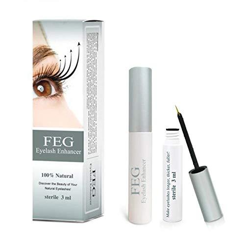 Hyra Express FEG Eyelash Growth Enhancer Natural Medicine Treatments Lash Eye Lashes Serum Mascara Eyelash Serum Lengthening Eyebrow Growth