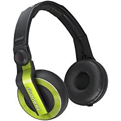 Pioneer HDJ-500 G GRÜN - HDJ500 Auriculares DJ Verdes