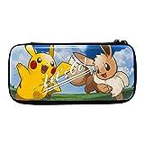 Let´s GO Pikachu/Evoli Etui [Switch]