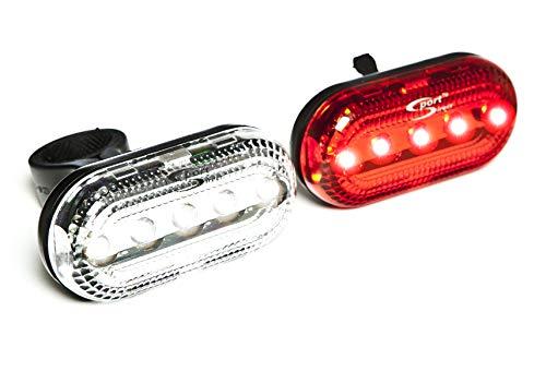 Sport DirectTM Luci LED Gemelle Mega Luminose