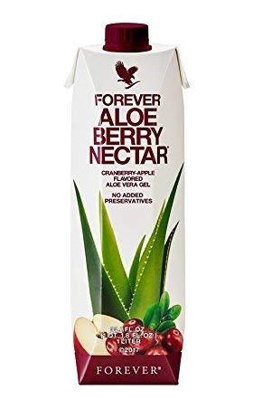 Forever Living Aloe Berry Nectar, 1L(New Packaging)