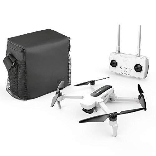 DishyKooker Hub-San H117S Zino GPS 5G WiFi 1KM FPV con 4K UHD Camera 3 Assi Gimbal RC Drone Quadcopter RTF