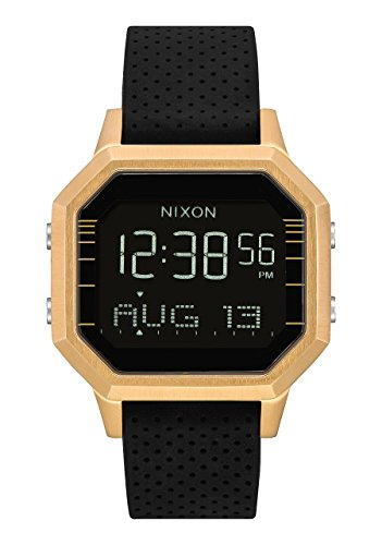 Nixon the sirene orologio Donna Digitale con cinturino in Silicone A12112970