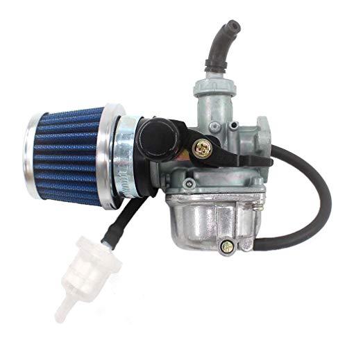 Aisen PZ19carburatore con filtro aria per cinese 50CC 70CC 90CC 110CC 125CC Dirt Pit...