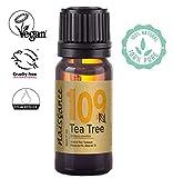 Naissance Aceite Esencial de Árbol de Té n. º 109 - 10ml - 100% Puro, vegano y no OGM