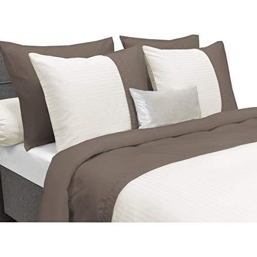 heckett & Lane letto wasche Joy-200X 200+ 2x 80x 80cm, colore taupe
