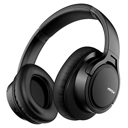 Mpow H7 Cuffie Bluetooth, Cuffie Over-Ear Con Autonomia 18 Ore, Cuffie Chiuse Wireless 4.1, Cuffie...