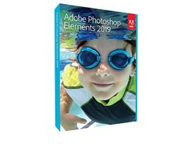 Adobe Photoshop Elements 2019 | Standard | PC/Mac | Disque