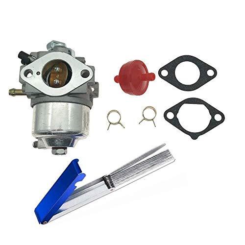 Reemplazo AM123578 carburador Carb Con los kits junta for 2150 285 320 18HP tractor for césped del cortacésped FD590V motor Sustituir Modles # AM123578 15003-2620