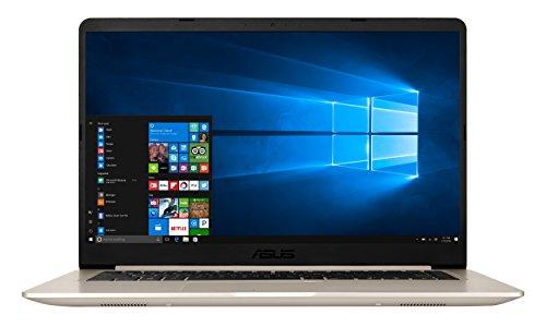 ASUS VivoBook S15 S510UN Intel Core i7 8th Gen 15.6-inch FHD Thin & Light Laptop (8GB RAM/1TB HDD/Windows 10/2GB NVIDIA GeForce MX150 Graphics/Gold/1.70 Kg), S510UN-BQ052T