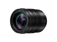 Panasonic Lumix G H-ES12060E  - Objetivo (Micro Cuatro Tercios, Leica DG Vario-Elmarit, 12-60 mm, F2.8 - 4.0 ASPH, Power O.I.S.) negro