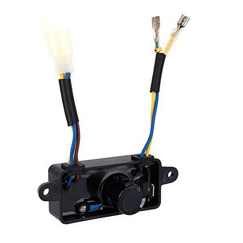 Generador de gasolina AVR monofásico. Regulador de voltaje automático. Para 2 KW y 2,5 KW