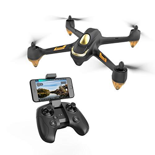 Hubsan H501M X4 Brushless Droni GPS 720P Telecamera FPV WiFi Quadricottero App Controllo con Trasmettitore HT009