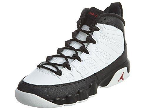 44297e41a861 Nike Air Jordan 9 Retro BG Black   White Space Jam LTD RARITY Basketball  Shoes ...