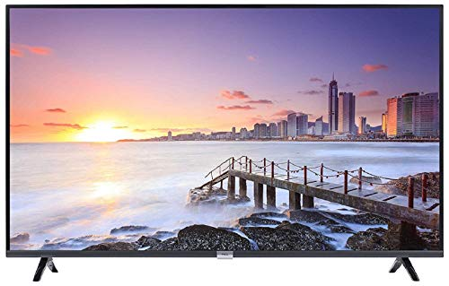 TCL 107.86 cm (43 inches) Full HD LED Certified Android Smart TV P30 43P30FS (Black)