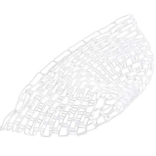 Shumo 47 Sacchetto di Ricambio Netto di Ricambio nel Gomma Trasparente da Pollici per Attrezzatura da Pesca da Guadino