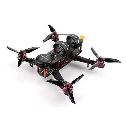 Rabusion Droni Holybro Pixhawk 4 Mini QAV250 Kit Base RC Quadcopter RC Drone W / Pixhawk 4 GPS...