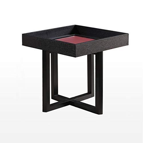 Zhongsufei Soggiorno Tavolino Industrial Divano Tavolino Tavolini terminare con Storage Rack-Stabile e Robusta Costruzione Facilità di Montaggio for Living Room Balcone Familiare E Ufficio