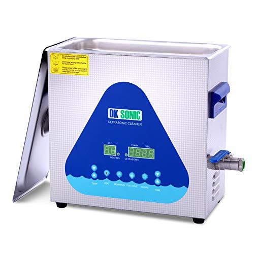 Professionale Digitale Pulitore ad Ultrasuoni da DKSONIC 6.5L con modalità SemiWave e Fullwave per...