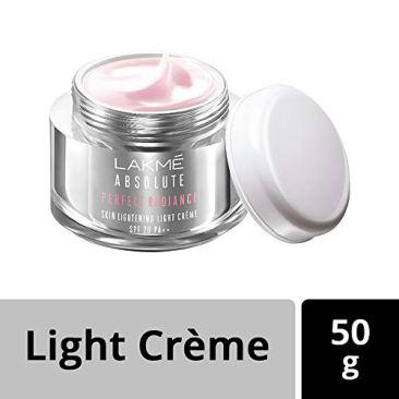 Lakme Absolute Perfect Radiance Skin lightening Light Creme 50 g 2