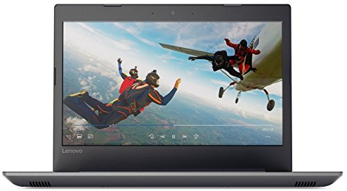 Lenovo Ideapad 320 Intel Core i3 6th Gen 14-inch Laptop (4GB/1TB HDD/Windows 10 Home/Onyx Black/ 2.2kg), 80XG008MIN