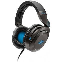 Sennheiser HD7 DJ - Auriculares para DJ, color negro