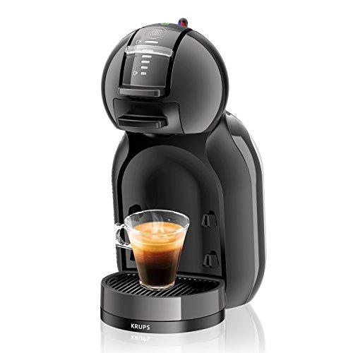 Krups YY1500FD Machine à café à Capsules Nescafé Dolce Gusto Mini Me Noire Automatique Qualité Professionnelle Pression 15 bars Large Choix de Boissons Chaudes et Froides