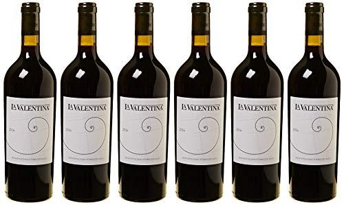 La Valentina Montepulciano d'Abruzzo 2016-6 bottliglie da 750 ml