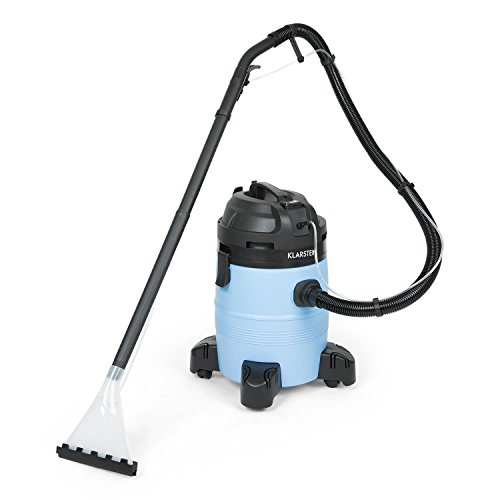 Klarstein Reinraum 3G • Pulitore per moquette • Aspirapolvere umido/asciutto • Potenza 1400W...