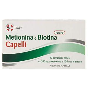 Integratori Capelli con Biotina Matt Divisione Pharma