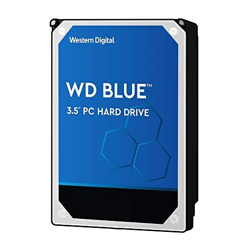 Western Digital Blue 3.5' 6000 GB Serial ATA III
