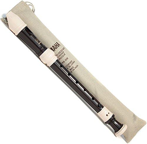 Flauta dulce Yamaha soprano de resina
