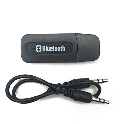 Generic Unbranded USB Bluetooth Audio Receiver 3.5mm Music Adapter Dongle Speakers Car Mp3 Etc