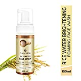 Glamveda Rice Water Fairness Foaming Face Wash