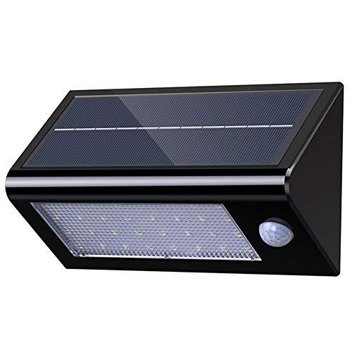 Lampade Solari Da Giardino 32 Led Wireless Ad Energia Solare Da Esterno Impermeabile Con Sensore Di Movimento Luce Solare Led Per Parete Giardino