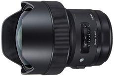 Sigma 450954 - Objetivo réflex 14 mm F1.8 DG AF HSM Art para Canon, Negro